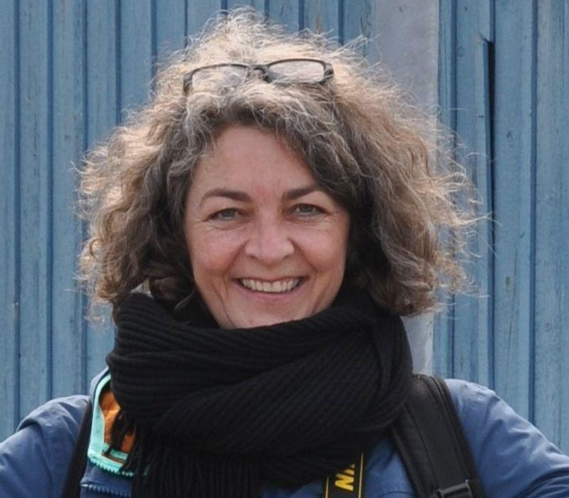 Portrait von Dorle