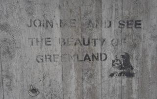 Graffiti in Sisimiut