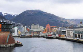 Anleger in Bergen