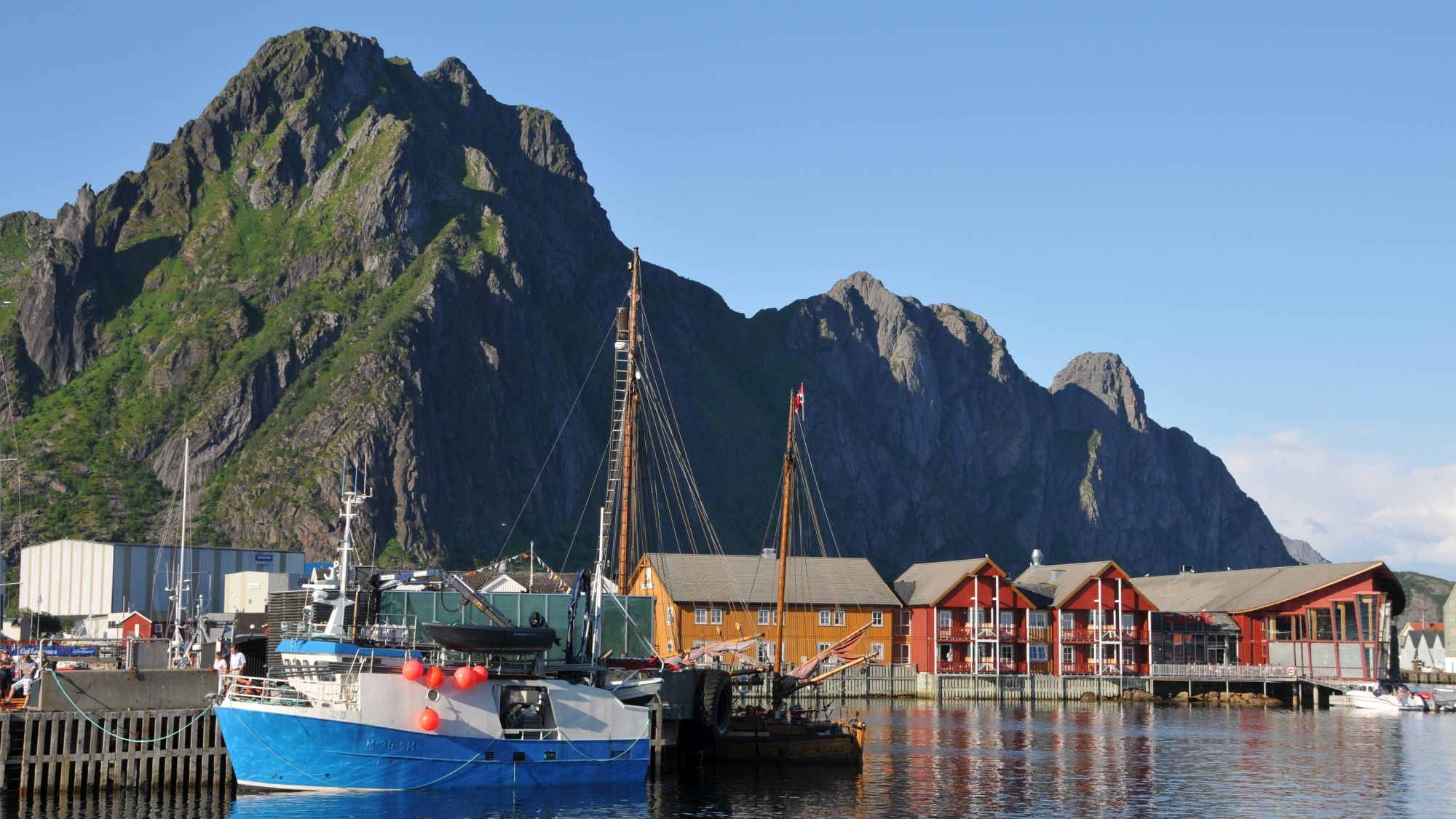 Küste der Lofoten