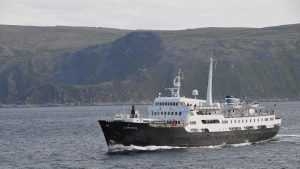 Hurtigrutenschiff MS Lofoten
