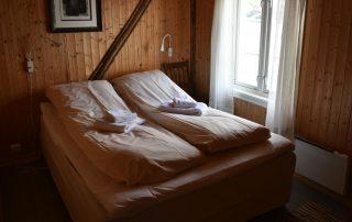 Schlafzimmer von Rorbuer