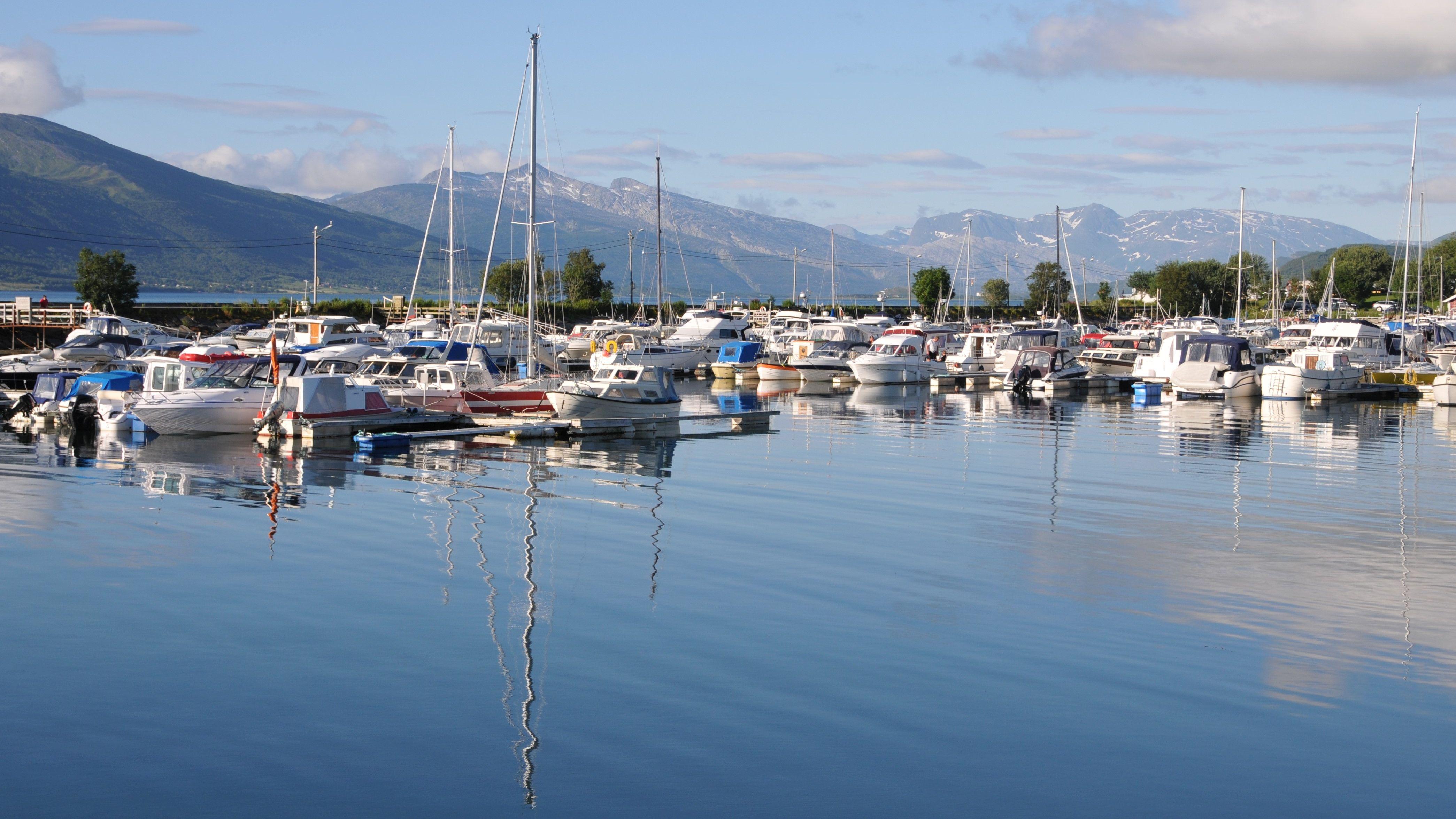 Nesna Hafen