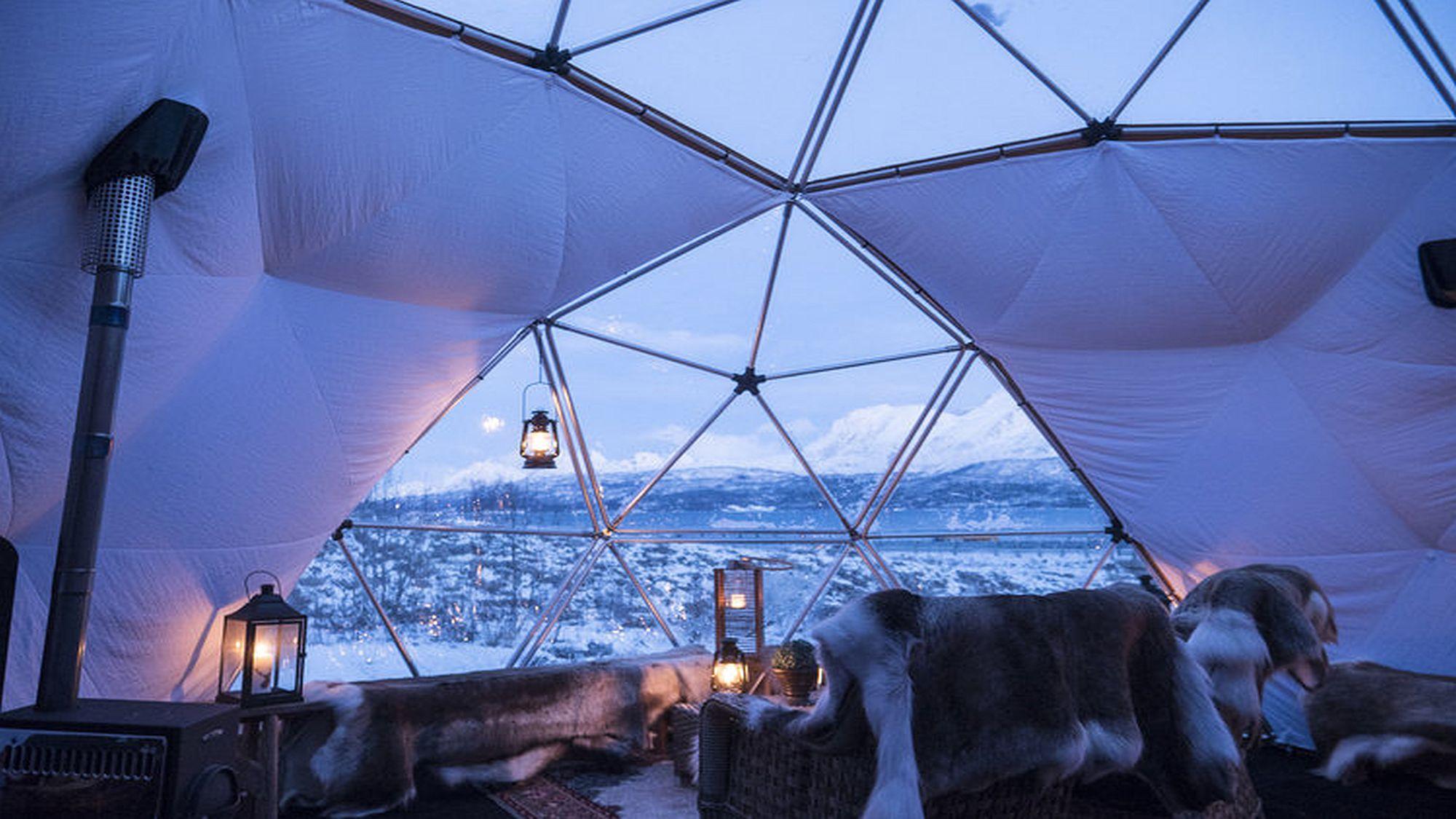 Arctic Dome Igluzelt