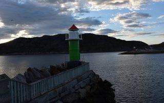 Hafen von Bodø
