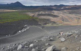 Landschaft im isländischen Hochland