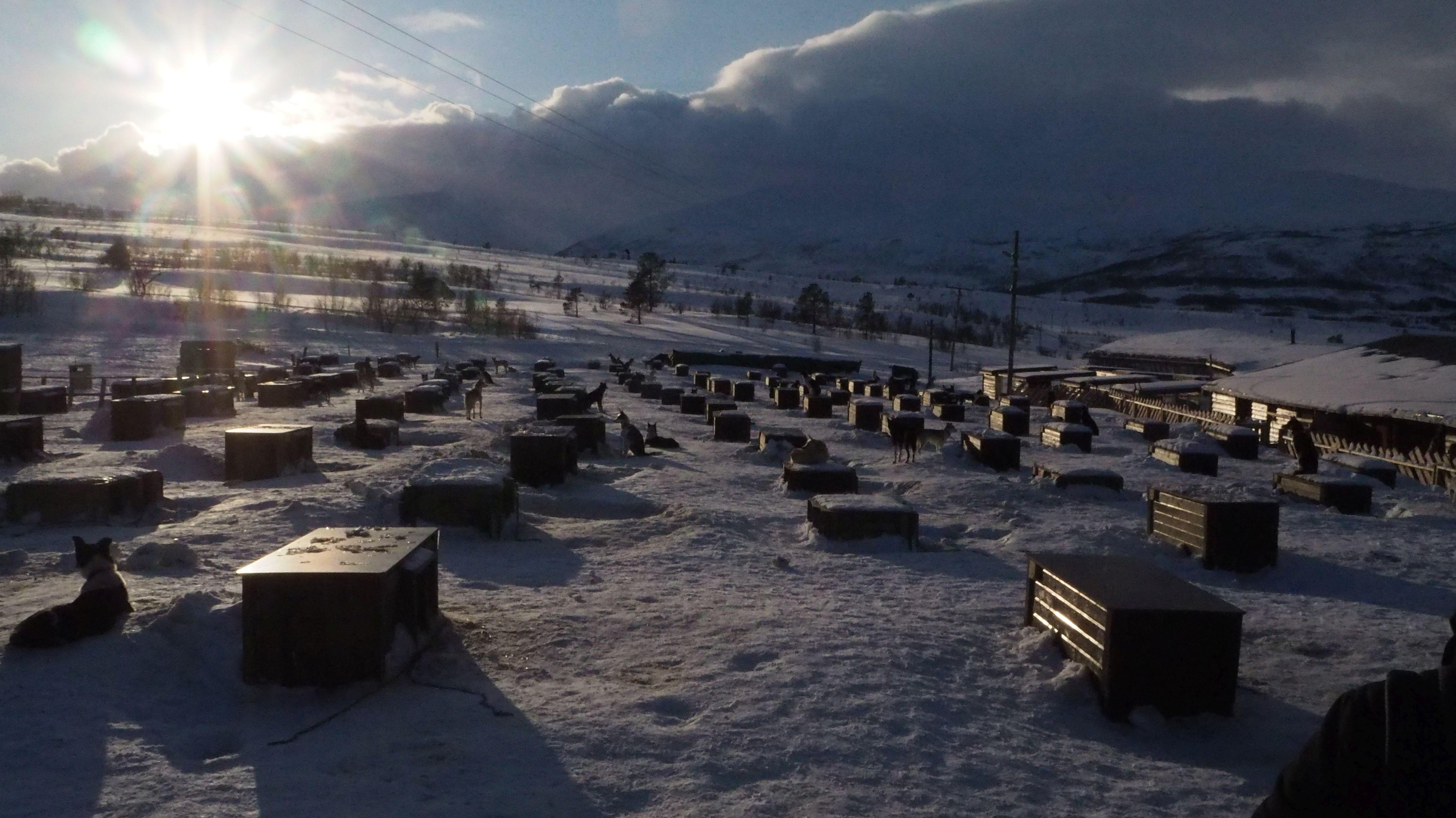 Villmarkssenter Tromsø