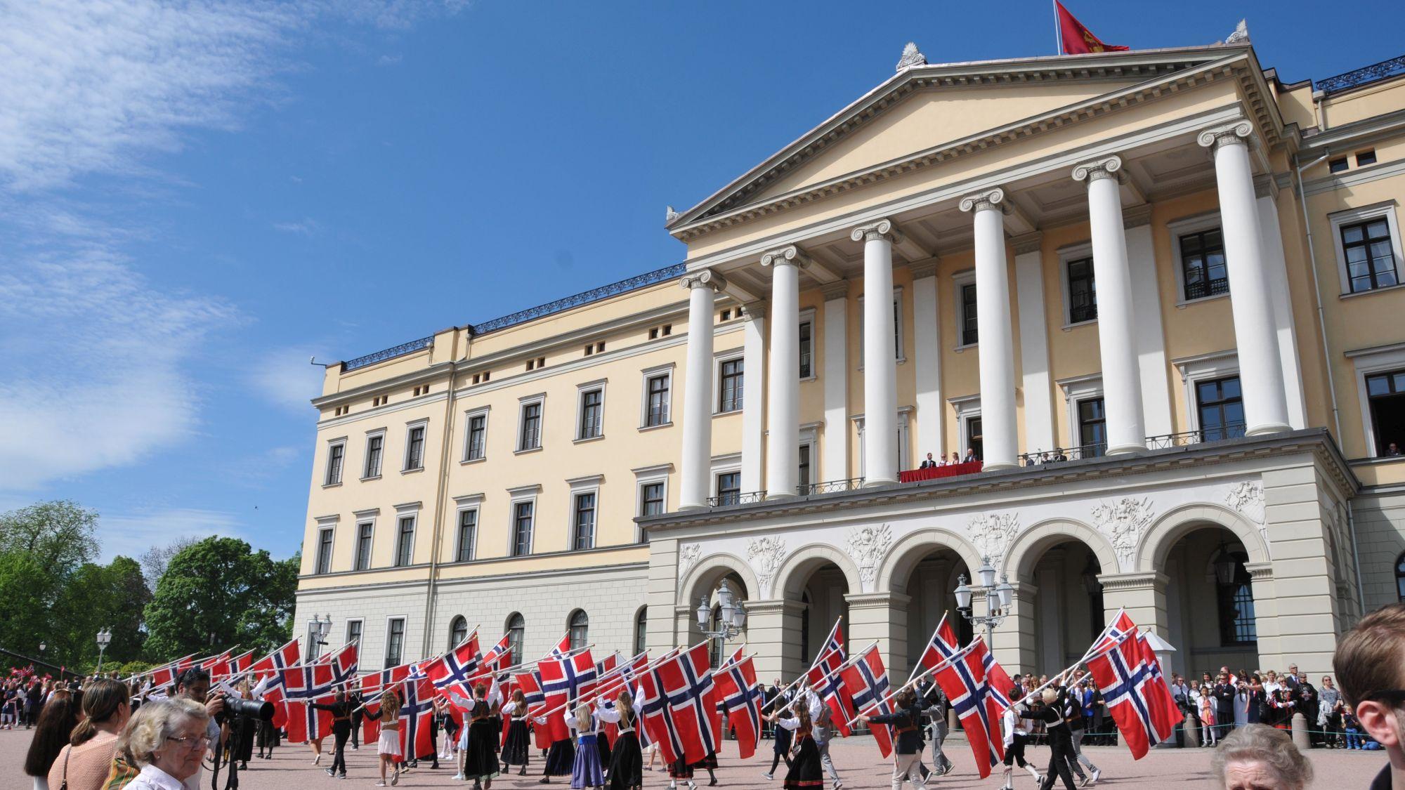 17. Mai in Oslo
