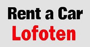 Logo Rent a car Lofoten