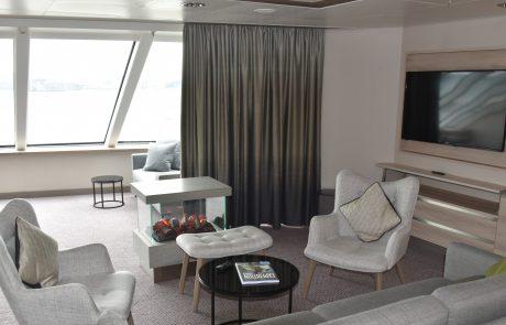Große Suite auf Roald Amundsen
