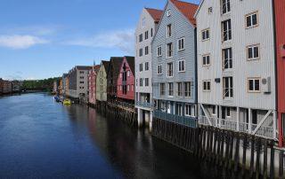 Trondheim Speicherhäuser