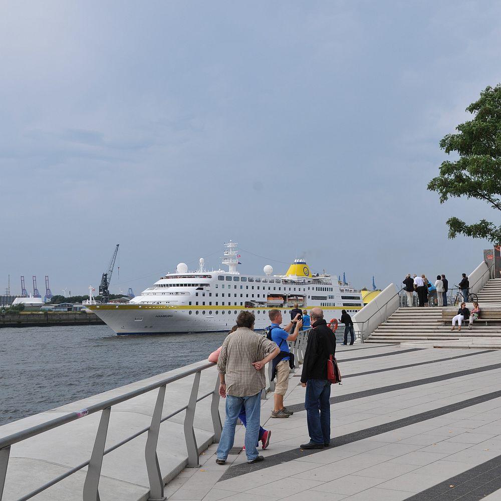 MS Hamburg in Hamburg 2013