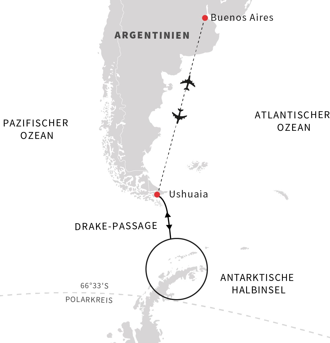 Abenteuer Antarktis