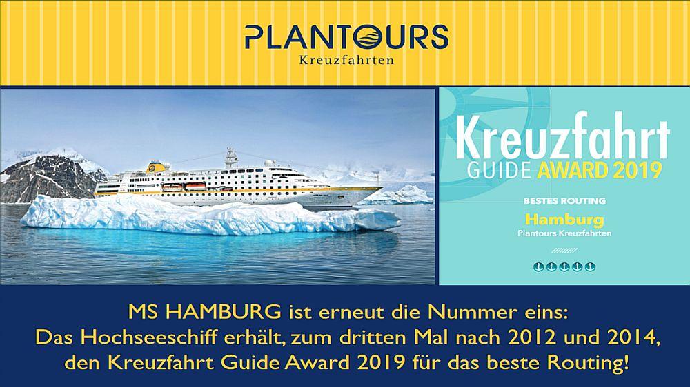 Kreuzfahrt Award 2019