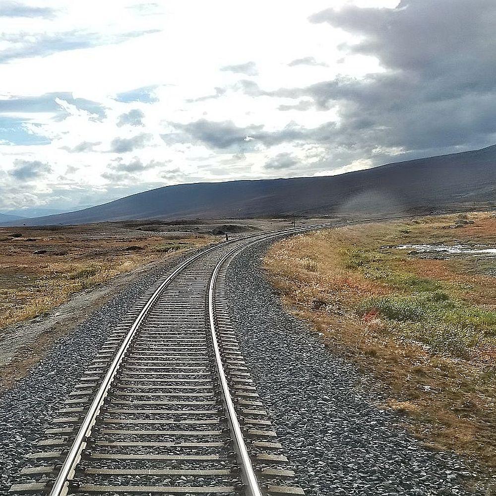 Nordland mit Hurtigruten und Bahn