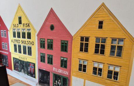 Wandmalerei Haus 4