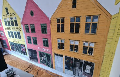 Frisør in Bryggen