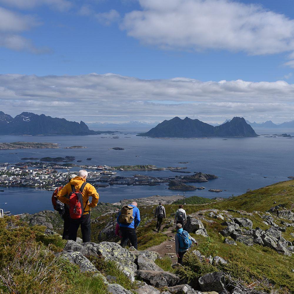 Entdeckerreise Lofoten