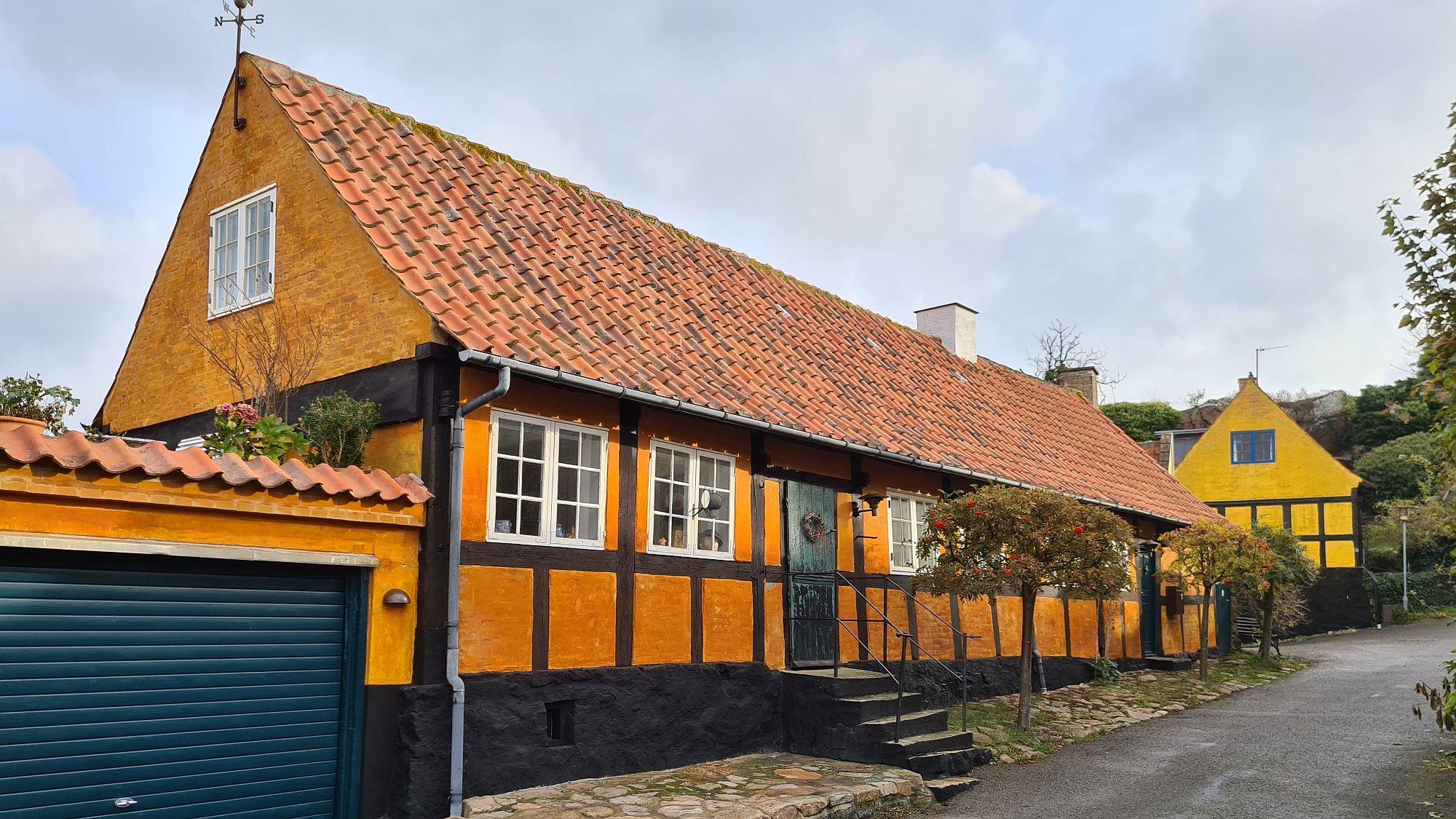 Gudhjem auf Bornholm