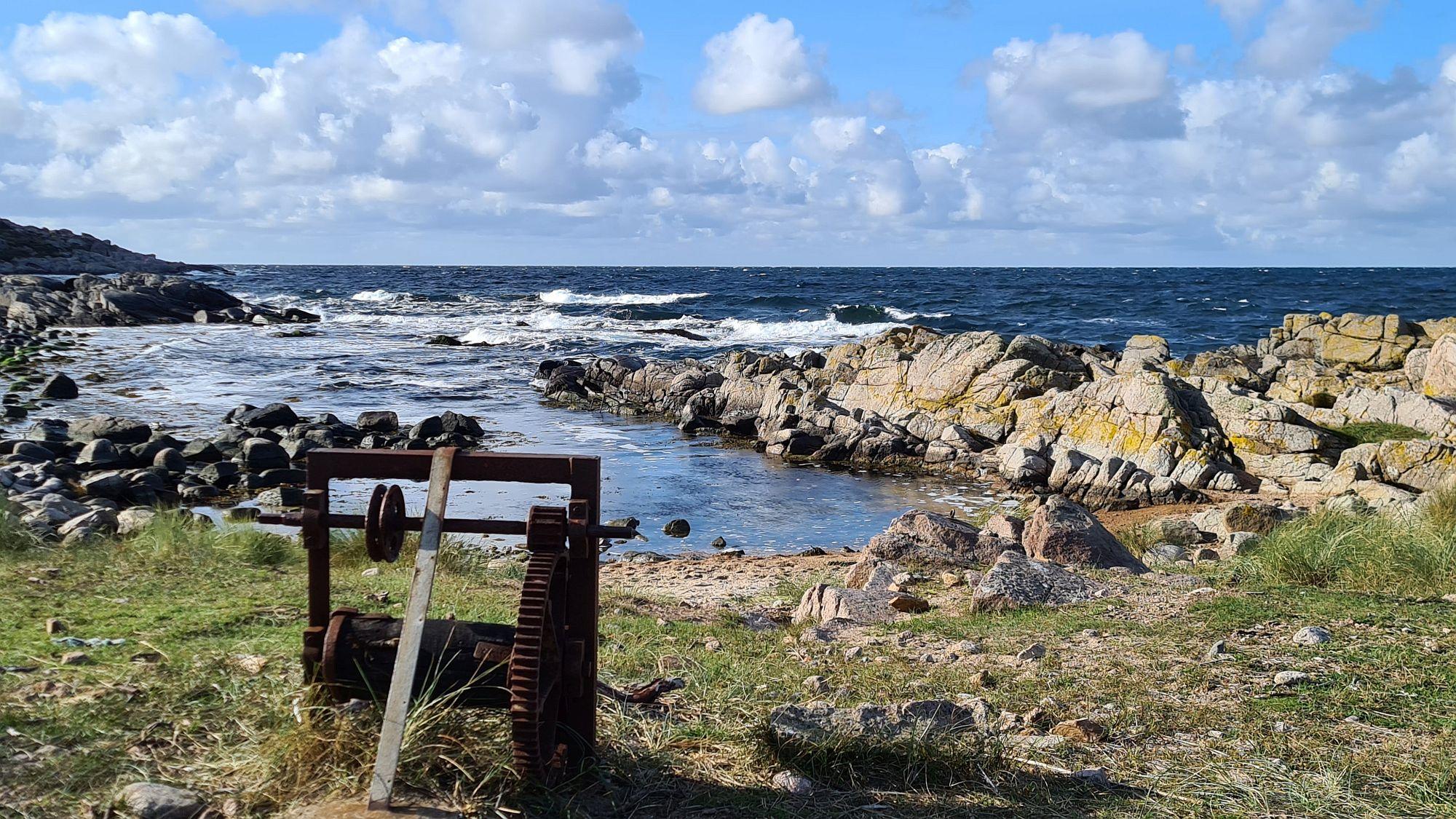 Küste am Hammerknuden