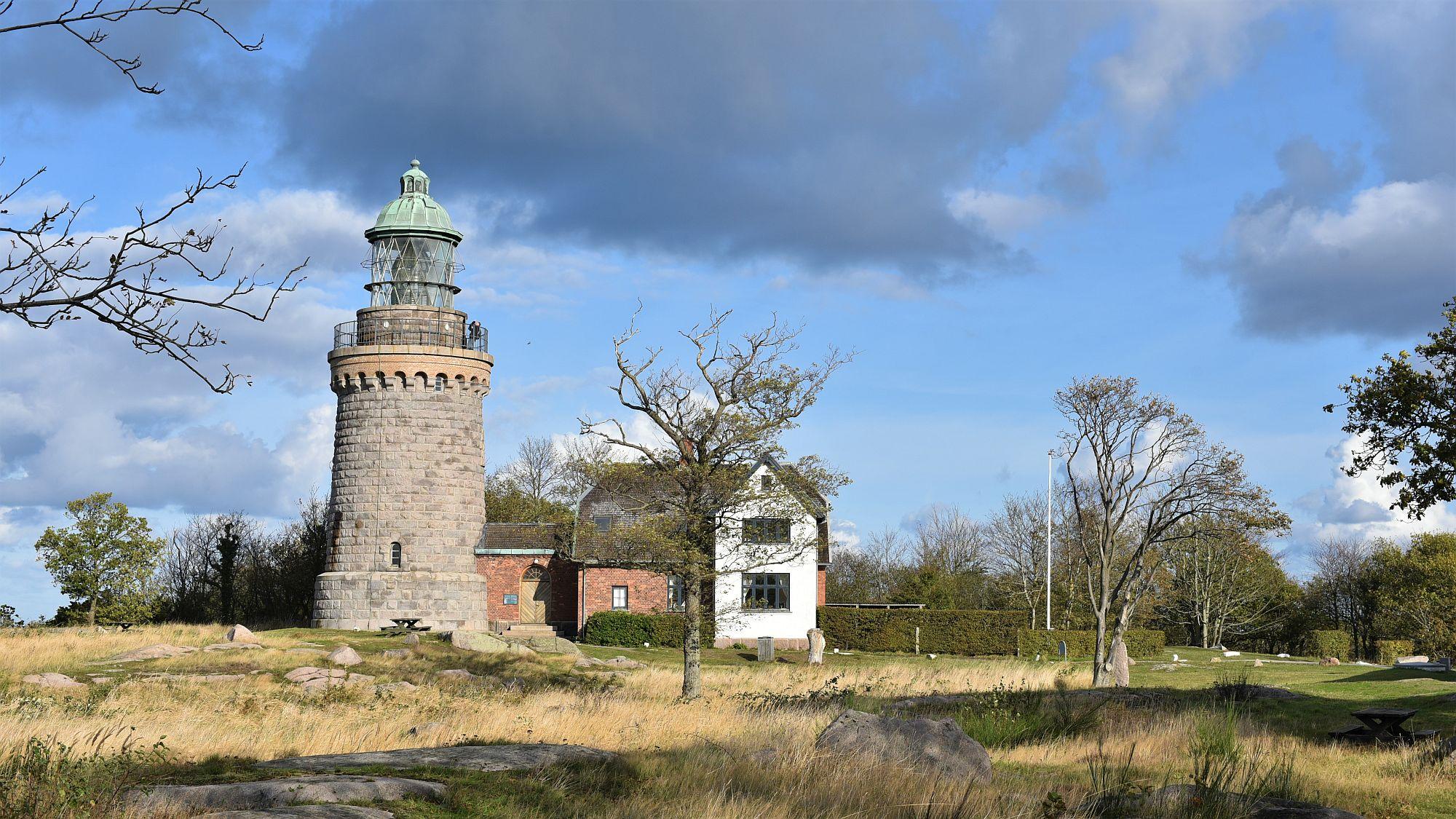 Leuchtturm am Hammerknuden