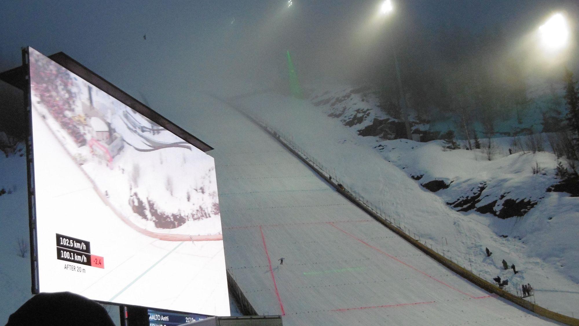 Skiflug Vikersund