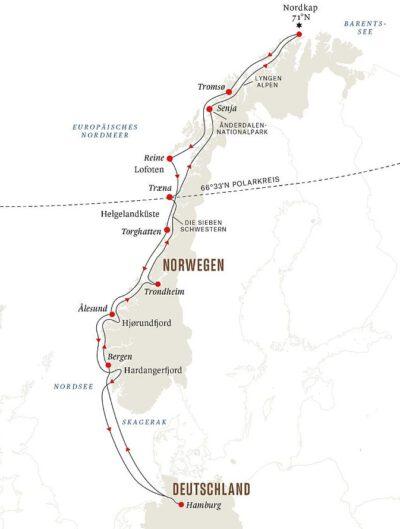 Sommer 2022 ab Hamburg